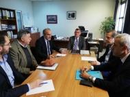 Τεχνική συνάντηση στο Υπουργείο Υποδομών για την ολοκλήρωση της Ολυμπίας Οδού μετά από αίτημα της Γνωμοδοτικής Επιτροπής της Περιφέρειας Δυτικής Ελλάδας