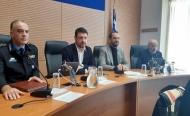 Ν. Φαρμάκης: «Για την προστασία της περιοχής και των συμπολιτών μας, δεν υπάρχουν εποχές, μέρες και ώρες»