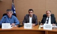Ο Γιώργος Αγγελόπουλος εκλέχθηκε νέος πρόεδρος του Περιφερειακού Συμβουλίου Δυτικής Ελλάδας – Αντιπρόεδρος ο Παναγιώτης Λαλιώτης και Γραμματέας ο Κωνσταντίνος Κούστας