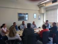 Συνάντηση για το Παρατηρητήριο Καταγραφής Κατανάλωσης Ενέργειας στη Δυτική Ελλάδα