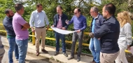 Συνάντηση για την οριοθέτηση τμημάτων του ποταμού Ινάχου