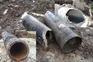 Έγκριση εργασιών αποξήλωσης υλικών αμιάντου (παλαιός αγωγός ύδρευσης) στην Πάτρα