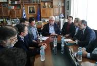 Σύσκεψη για το Νοσοκομείο Αμαλιάδας συγκαλεί ο Περιφερειάρχης Απόστολος Κατσιφάρας