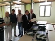 Ενίσχυση της δανειστικής βιβλιοθήκης του νέου σχολείου Λάππα Αχαΐας