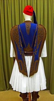 Παρουσίαση σε εργαστήρια (Workshops) της φορεσιάς της Φουστανέλας στο νέο Αρχαιολογικό Μουσείο Πατρών