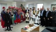 Με κάλαντα κι ευχές αποχαιρετά το 2017, η Περιφέρεια Δυτικής Ελλάδας