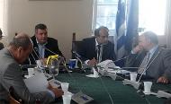Απ. Κατσιφάρας - Η Δυτική Ελλάδα εξακολουθεί να έχει ισχυρότατο πρωτογενή τομέα - Πρώτη συνεδρίαση του Συμβουλίου Αγροτικής Πολιτικής