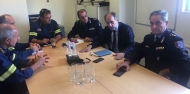 Ακόμα εννέα πυροσβεστικά οχήματα από την Περιφέρεια Δυτικής Ελλάδας για την ενίσχυση του Πυροσβεστικού Σώματος