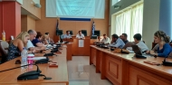 Διασυνοριακές αγροδιατροφικές θερμοκοιτίδες (Cross Border agrifood incubators) - Ξεκίνησε στην Πάτρα η εναρκτήρια συνάντηση του έργου «Incuba»