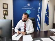 Νεκτάριος Φαρμάκης: «Επτά ενεργειακές κοινότητες και το μεγαλύτερο συνεργατικό φωτοβολταϊκό πάρκο στην Ευρώπη»