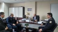 Απόστολος Κατσιφάρας: «Η ασφάλεια των πολιτών είναι ζήτημα πρώτης προτεραιότητας» - Συνάντηση με τον Γενικό Περιφερειακό  Αστυνομικό  Διευθυντή Δυτικής Ελλάδος Κωνσταντίνο Στεφανόπουλο και τον Αστυνομικό Διευθυντή Αχαΐας Νικόλαο Κοτρωνιά