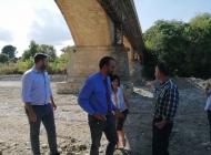 Επίσκεψη του Περιφερειάρχη Δυτικής Ελλάδας Νεκτάριου Φαρμάκη σε έργα στην Αιτωλοακαρνανία: «Είμαστε εδώ για όλα»