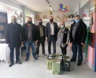 Ελαιόλαδο σε κοινωνικές δομές της Περιφέρειας Δυτικής Ελλάδας διέθεσε ο Σύλλογος Ελαιοπαραγωγών Αιτωλικού