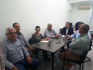Σύσκεψη αντιπεριφερειάρχη Αγροτικής Ανάπτυξης για τη διάθεση κτηνοτροφικών προϊόντων