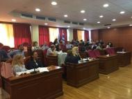 Συνεδρίασε η Κοινωνική Σύμπραξη Π.Ε. Αιτωλοακαρνανίας για την πορεία υλοποίησης του Τ.Ε.Β.Α – Επιπλέον δράσεις για τους απόρους