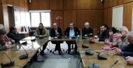 Περιφέρεια: Συνάντηση με τη νέα Διοίκηση του ΓΟΕΒ και τους Προέδρους ΤΟΕΒ Ηλείας εν όψει της νέας αρδευτικής περιόδου