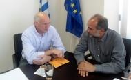 Δυτική Ελλάδα: Την Περιφέρεια επισκέφθηκε σήμερα το πρωί ο Γιώργος Παπανδρέου