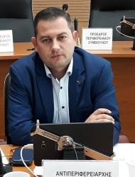 Μέτρα στήριξης του αμπελοοινικού τομέα στη Δυτική Ελλάδα – Επιστολή Αντιπεριφερειάρχη Θ. Βασιλόπουλου στον υπουργό Μάκη Βορίδη