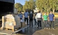 Συγκέντρωση βοήθειας για τους πυρόπληκτους της Ηλείας από την «Α.Ε. ΤΣΙΜΕΝΤΩΝ ΤΙΤΑΝ»