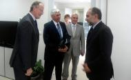 Τον Περιφερειάρχη Δυτικής Ελλάδας Απόστολο Κατσιφάρα επισκέφθηκε ο Γάλλος Πρέσβης κ. Κουν-Ντελφόρζ