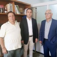 Συνάντηση στο υπουργείο Αγροτικής Ανάπτυξης για τα προβλήματα που αντιμετωπίζει το αμπελουργικό δυναμικό της Περιφέρειας Δυτικής Ελλάδας