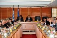 Συνάντηση Περιφερειάρχη με Βουλευτές