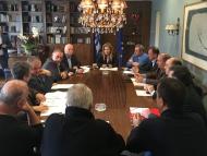 Ευρεία σύσκεψη στην Π.Ε. Αιτωλοακαρνανίας για τον ορισμό των ενδιάμεσων εκπτωτικών περιόδων του έτους 2018