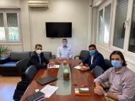 Συνάντηση Αντιπεριφερειάρχη Π.Ε. Ηλείας Β. Γιαννόπουλου με Διοικήσεις ΟΣΕ και ΓΑΙΑΟΣΕ - Αντίστροφη μέτρηση για την «αναγέννηση» του Σιδηροδρομικού Σταθμού του Πύργου