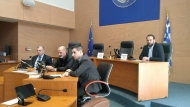 Σύσκεψη συντονισμού στην Περιφέρεια Δυτικής Ελλάδας για τον κορωνοϊό