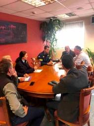 Σύσκεψη συντονισμού στην Π.Ε. Αχαΐας για την αντιμετώπιση των φαινομένων κακοκαιρίας