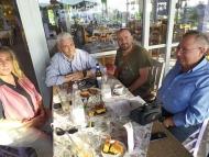 Συνάντηση Φ. Ζαΐμη για ζητήματα στη Δημοτική Ενότητα του Ρίου