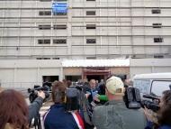 Απ. Κατσιφάρας: Μέσα στο 2015 θα παραδοθεί άρτιο και λειτουργικό το πολυώροφο κτίριο του Γ.Κ. Νοσοκομείου «Άγιος Ανδρέας»
