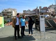 Σταθμός Μέτρησης Ατμοσφαιρικής Ρύπανσης εγκαταστάθηκε στο Αγρίνιο