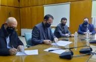 Υπογραφή σύμβασης εκτέλεσης έργου - Παράκαμψη Λαστεϊκων