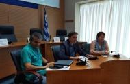 Η πρόσκληση «Εξωστρέφεια – Διεθνοποίηση των Μικρομεσαίων Επιχειρήσεων της Περιφέρειας Δυτικής Ελλάδας» κυριάρχησε στη συνεδρίαση της «Συμμαχίας»