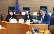 Σύσκεψη στην Περιφέρεια με την Υπουργό Πολιτισμού
