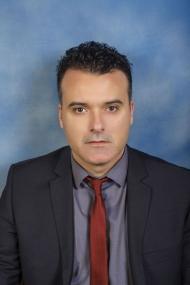 Αντιπεριφερειάρχης Ενέργειας και Περιβάλλοντος: Νίκος Μπαλαμπάνης
