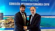 Απόστολος Κατσιφάρας: «Ισχυρή η φωνή της Περιφέρειας Δυτικής Ελλάδας στην Ευρώπη και τη Μεσόγειο»