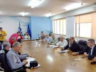 Ευρεία συνάντηση για την Πάτρα στο Υπουργείο Μεταναστευτικής Πολιτικής