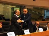 Ο Απόστολος Κατσιφάρας παρέδωσε την προεδρία της Διαπεριφερειακής Ομάδας «Αδριατική-Ιόνιο» της ΕτΠ
