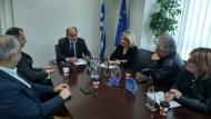 Περιφέρεια: Θετικό το ξεκίνημα των ηλεκτρονικών ραντεβού στην Διεύθυνση Μεταφορών Αχαΐας - Ενδιαφέρον απ' την Κεντρική Μακεδονία ν' ακολουθήσει το ίδιο παράδειγμα