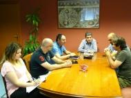 Συνάντηση Γρηγόρη Αλεξόπουλου με το προεδρείο του Σ.Κ.Ε.Α.Ν.Α.