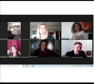 Διαδικτυακή τηλεδιάσκεψη της Βοηθού Περιφερειάρχη Αμαλίας Βούλγαρη με τους προέδρους των Δημοτικών Επιτροπών Ισότητας Φύλων της Π.Ε. Αιτωλοακαρνανίας