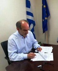 Νέα οδικά έργα 3,4 εκατ. ευρώ σε Ναύπακτο, Μεσολόγγι, Ξηρόμερο και Βάλτο από την Περιφέρεια Δυτικής Ελλάδας