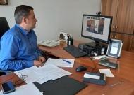 Σε τηλεδιάσκεψη με Αντιπεριφερειάρχες Αγροτικής Ανάπτυξης συμμετείχε ο Θ. Βασιλόπουλος