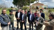 Κοντά στους πληγέντες παραγωγούς ο Περιφερειάρχης Δυτικής Ελλάδας Απόστολος Κατσιφάρας