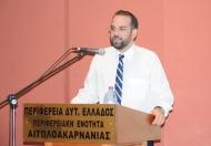 Έργα ύψους άνω των 100 εκ. ευρώ για την Αιτωλοακαρνανία εξήγγειλε ο Περιφερειάρχης - Ν. Φαρμάκης: «Η μείωση των ενδοπεριφερειακών ανισοτήτων, το πρώτο και κυρίαρχο βήμα για τη συνολική ανάπτυξη της Περιφέρειας»