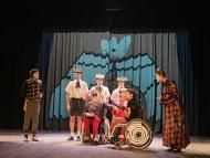 Πραγματοποιήθηκε η θεατρική παράσταση «Hubu Re» για την κοινωνική ένταξη των ΑμεΑ
