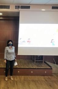 Εκπαιδευτικά προγράμματα για υποψήφιους αναδόχους και θετούς γονείς στην Ι.Π. Μεσολογγίου, παρουσία της Αντιπεριφερειάρχη Μαρίας Σαλμά