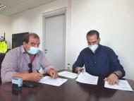 Εργασίες καθαρισμού στο επαρχιακό οδικό δίκτυο της Π.Ε. Ηλείας